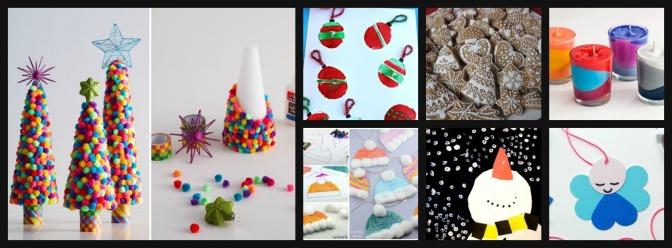 Karácsonyi, téli kreatív ötletek