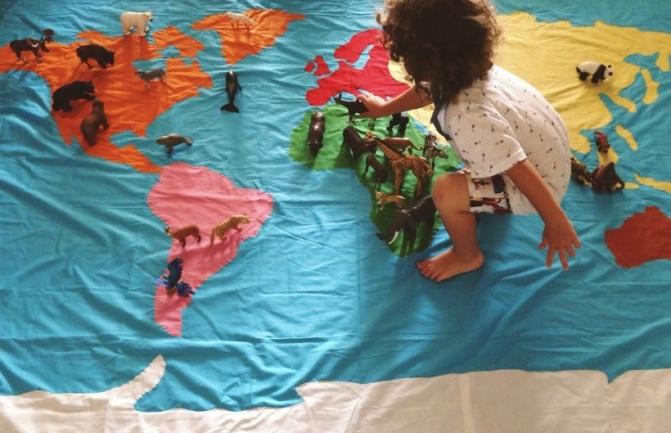 Montessori alapok – kozmikus megismerés