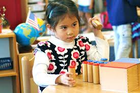 Montessori alapok – érzékelés