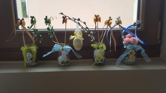 Tavaszi dekorációs ötletek a konyhából